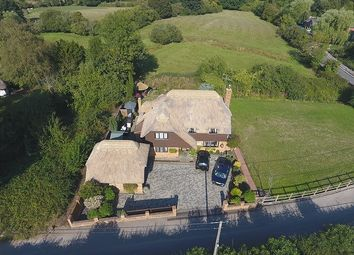 Thumbnail 4 bed detached house for sale in Old Lane, Ashford Hill