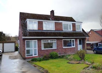 Thumbnail 3 bed semi-detached house for sale in Langdale Close, High Lane, Stockport, Cheshire