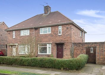 Thumbnail 3 bed semi-detached house for sale in Allendale Walk, Blurton, Stoke-On-Trent