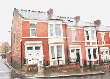 Thumbnail 5 bed terraced house for sale in Condercum Road, Newcastle Upon Tyne