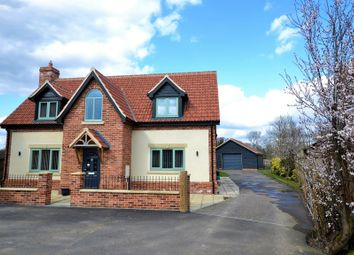 Thumbnail 4 bed detached house for sale in East Harling, Norwich, Norfolk.