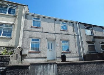 Thumbnail 3 bed terraced house for sale in Beaufort Road, Sirhowy, Tredegar