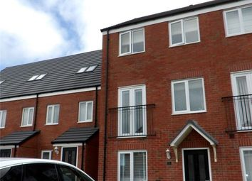 Thumbnail 3 bed end terrace house for sale in Railbank Drive, Workington, Cumbria