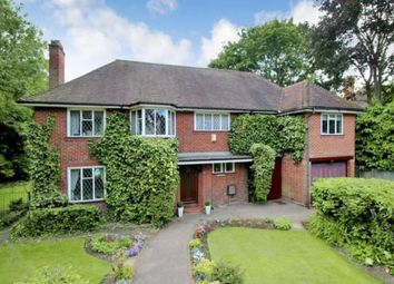 Thumbnail 5 bedroom detached house for sale in Parkway, Gidea Park, Romford