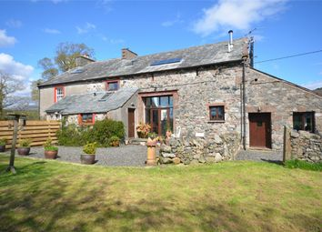 Thumbnail 5 bed semi-detached house for sale in High Barn House, Hallflat Farm, Santon Bridge, Holmrook, Cumbria