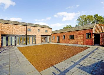 Thumbnail 4 bed barn conversion for sale in Hall Lane, Tilbrook, Huntingdon