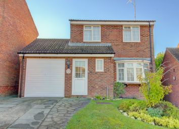 3 bed detached house for sale in Bronington Close, Walderslade, Chatham ME5
