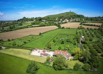 Thumbnail 4 bed barn conversion for sale in Cinnamon Lane, Glastonbury