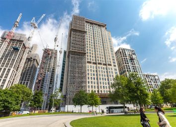 Thumbnail 1 bedroom flat for sale in One Casson Square, Southbank Place, Belvedere Road, London