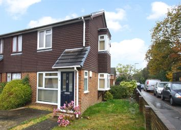 Thumbnail 1 bedroom end terrace house to rent in Alexandra Road, Englefield Green, Surrey