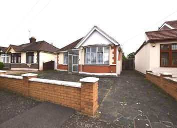 Thumbnail 2 bedroom detached bungalow for sale in Cedar Avenue, Chadwell Heath, Romford