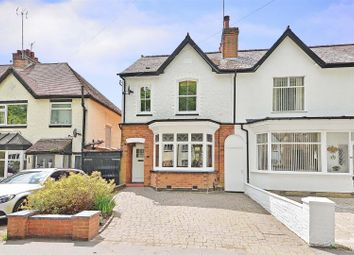Thumbnail 3 bed end terrace house for sale in Barn Lane, Moseley, Birmingham