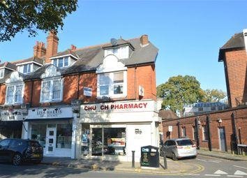 Thumbnail 2 bedroom flat for sale in Queens Road, Weybridge, Surrey