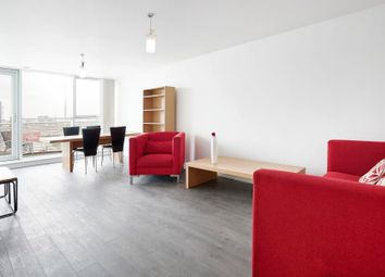 Thumbnail 1 bedroom flat to rent in Switch House, Canary Wharf