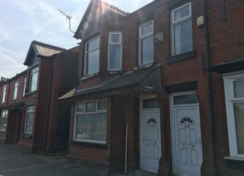 Thumbnail 4 bed terraced house to rent in Moseley Road, Fallowfield