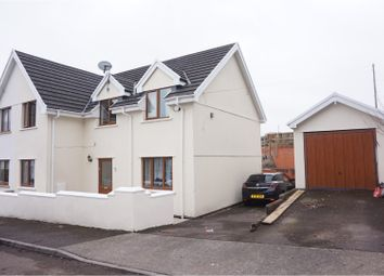 Thumbnail 3 bed semi-detached house for sale in Park Lodge Road, Morriston
