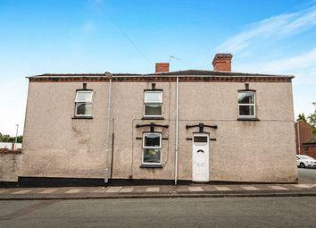 Thumbnail 2 bedroom terraced house for sale in Dunrobin Street, Longton, Stoke-On-Trent