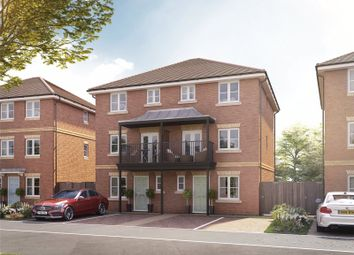Thumbnail 4 bed semi-detached house for sale in Hersham Road, Hersham, Walton On Thames, Surrey