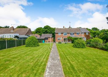 Thumbnail 3 bedroom semi-detached house for sale in Church Road, Stambourne, Halstead