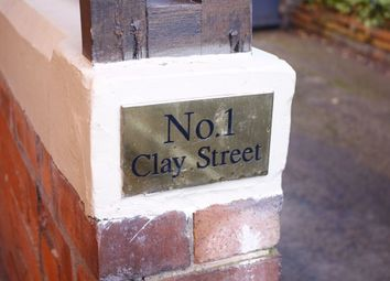 Thumbnail 3 bed flat to rent in Clay Street, Stapenhill, Burton Upon Trent