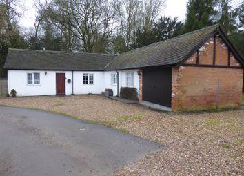 Thumbnail 3 bed detached bungalow to rent in Park Lane, Castle Donington, Derby