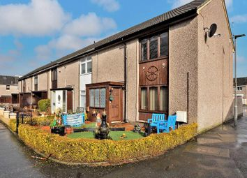 Thumbnail 3 bedroom end terrace house for sale in College Crescent, Falkirk