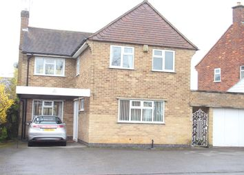 3 bed detached house for sale in Bradgate Road, Hinckley LE10