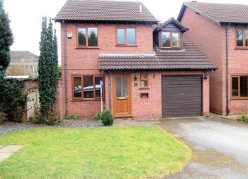 Thumbnail 4 bed detached house to rent in Furlong Close, Weston, Stafford