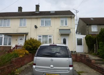 Thumbnail 3 bed property to rent in Elborough Road, Swindon