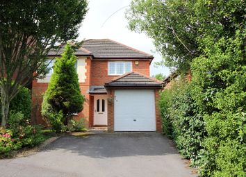 Thumbnail 4 bed detached house to rent in Llwyn-Y-Groes, Broadlands, Bridgend.
