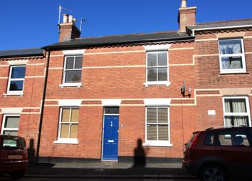 Thumbnail 3 bed terraced house to rent in May Street, Exeter