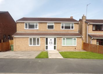 Thumbnail 5 bed detached house for sale in Greens Grove, Stockton-On-Tees