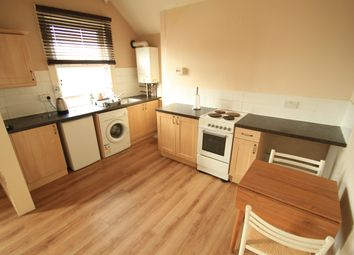 Thumbnail 2 bed flat to rent in Mostyn Street, Leicester
