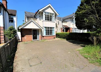 Thumbnail 3 bed detached house for sale in Park Road, Camberley