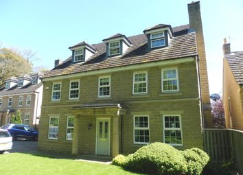 Thumbnail 6 bed detached house for sale in Hollin Head, Baildon, Shipley