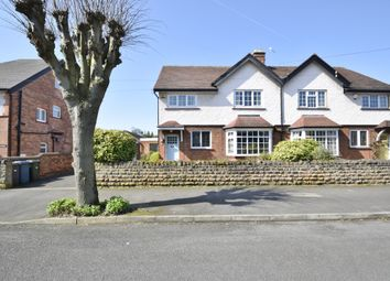 Thumbnail 4 bed semi-detached house for sale in Selby Road, West Bridgford