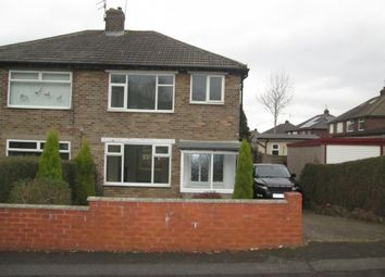 Thumbnail 3 bed semi-detached house to rent in Birch Avenue, Bradford