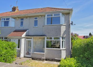 Thumbnail 3 bed end terrace house for sale in Charles Road, Filton, Bristol