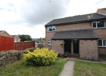 Thumbnail 1 bed flat for sale in Langdon Down Way, Torpoint, Cornwall