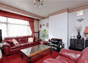 Thumbnail 3 bed terraced house for sale in Edgehill Road, Mitcham, Surrey