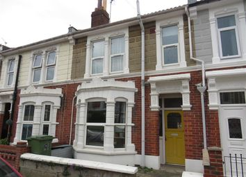 Thumbnail 3 bedroom terraced house for sale in Whitecliffe Avenue, Portsmouth