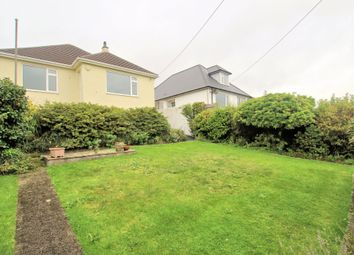 Thumbnail 3 bed detached bungalow for sale in Polwithen Road, Penryn