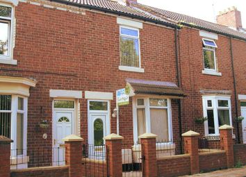 Thumbnail 2 bed terraced house to rent in South Street, Shildon
