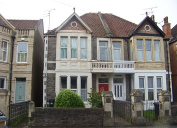 Thumbnail 1 bed flat to rent in Quantock Road, Weston-Super-Mare
