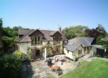 Thumbnail 5 bed detached house for sale in Hound Green, Hook