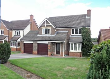 Thumbnail 4 bed detached house for sale in Bishopdale, Houghton Le Spring