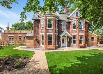 Thumbnail 2 bed flat for sale in North Walsham Road, Bacton, Norwich