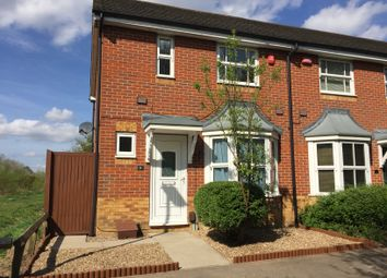 Thumbnail 2 bed end terrace house for sale in Hunters Way, Cippenham, Slough