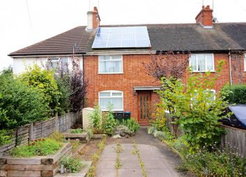 Thumbnail 3 bedroom terraced house to rent in Seagrave Road, Coventry