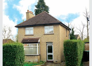 Thumbnail 3 bed detached house for sale in The Crescent, Abbots Langley